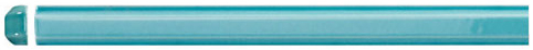 Matita Acquamarina Glass 2x20 (disp. anche 2x32 e 2x60), ang. 2x2