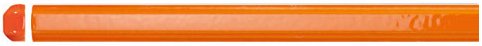 Matita Arancio Glass 2x20 (disp. anche 2x32 e 2x60), ang. 2x2