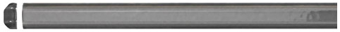 Matita Fumo Glass 2x20 (disp. anche 2x32 e 2x60), ang. 2x2