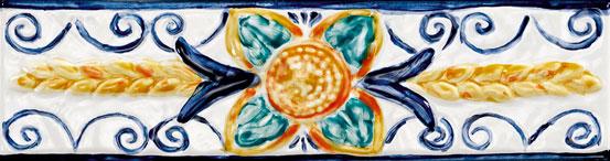 Listello Mediterraneo 5x20
