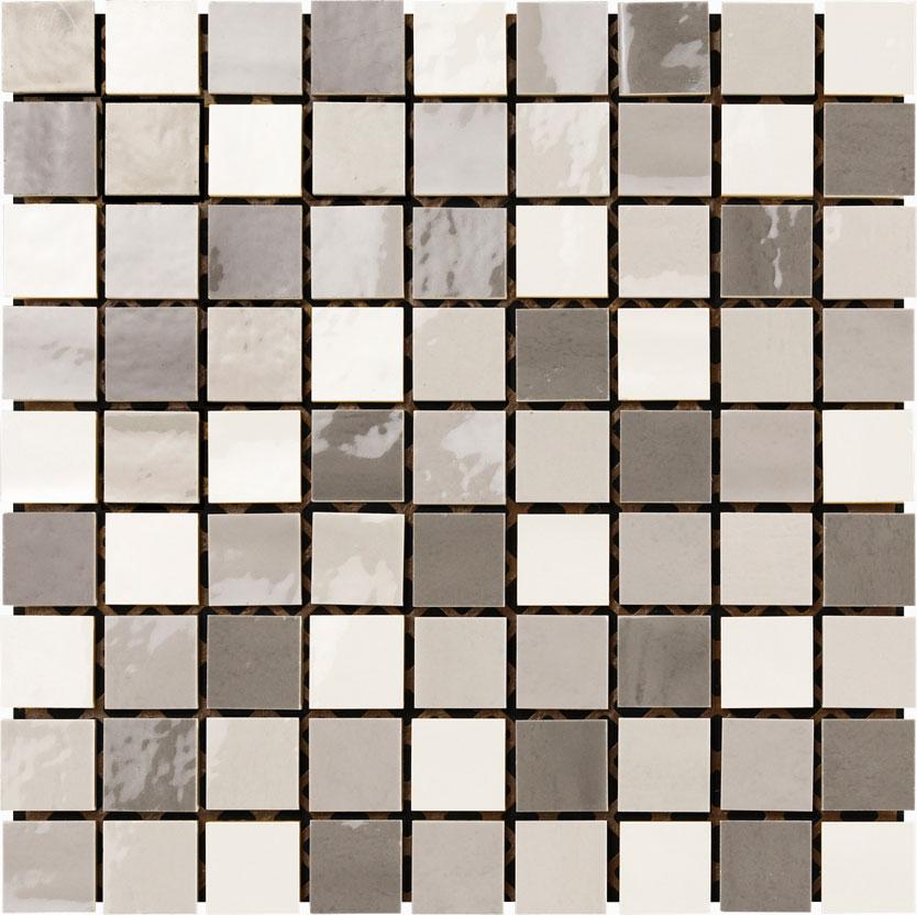 mosaico 30x30 panna / taupe / sand / perla