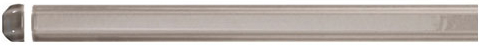 Matita Taupe Glass 2x20 (disp. anche 2x32 e 2x60), ang. 2x2