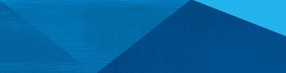 Dec. triangoli 8x32 mix azzurro / blu
