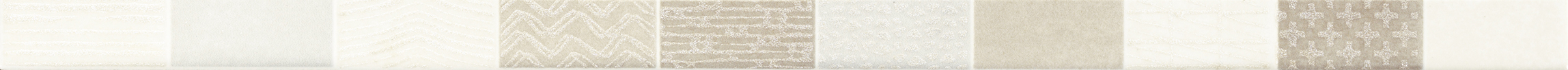 Listello strutturato new LUX 2,5x50