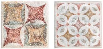 Decoro next classic patchwork 10x10 hot ro/bg LUX A/B