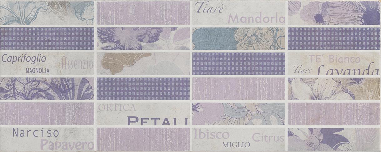 Muretto petali 20x50 viola