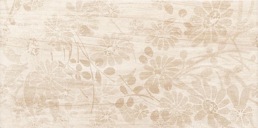 Listello Faggio decorato 20x40