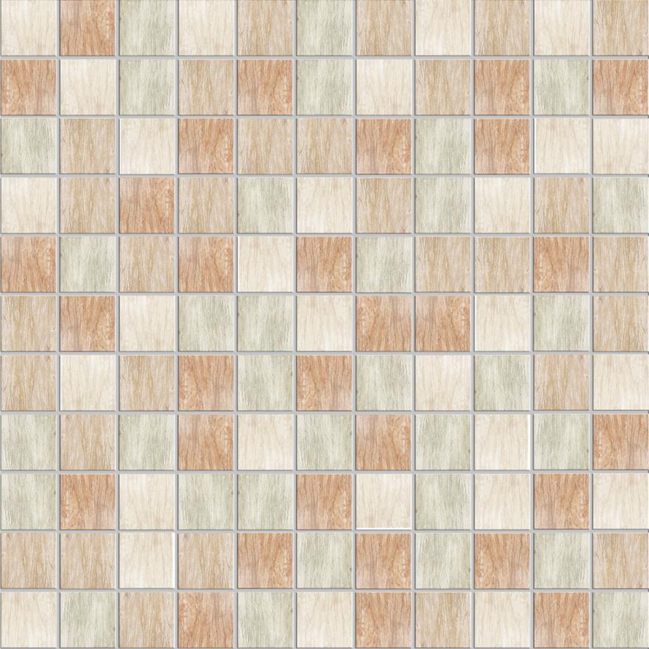 Mosaico Legno di Volta LUX 30x30