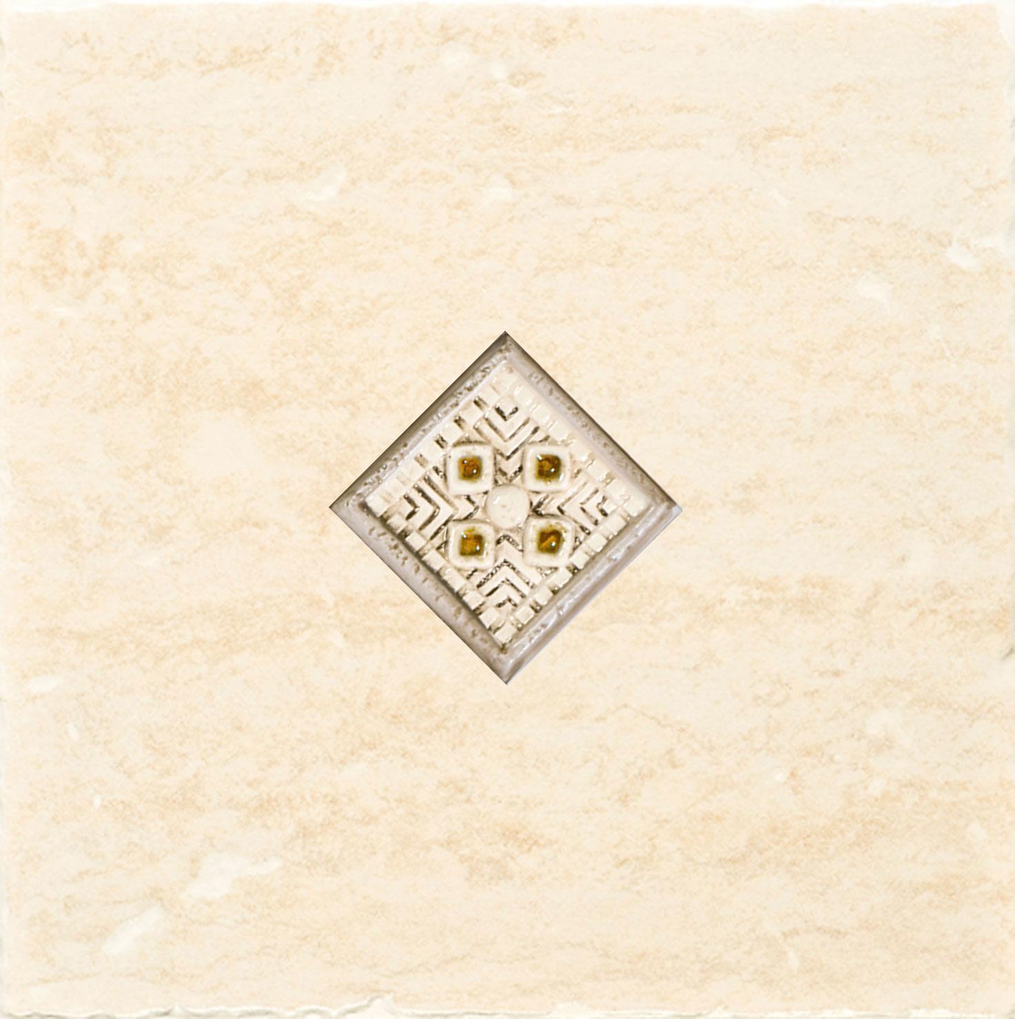 Idrogetto rocca D 20x20 Corte