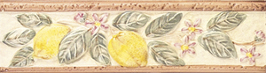 Listello Limoni 5x20