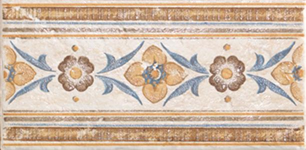 Listello Florentia 10x20