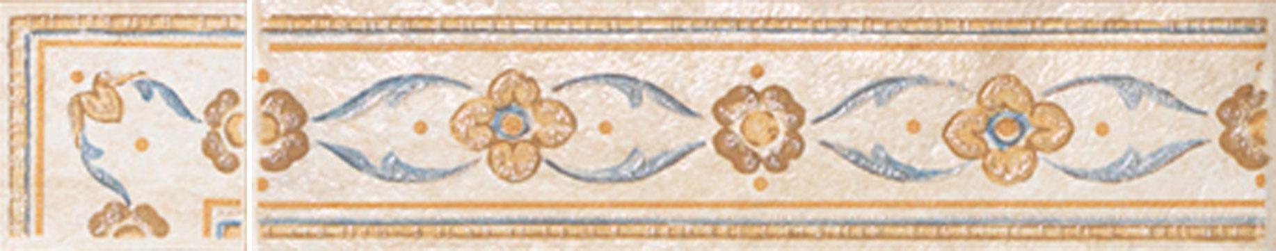 Listello Florentia 5x20